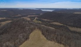 Breathtaking Estate on Dead-End Road in Crawford County, WI