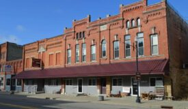 The Mixed-Use Income Property in Wonewoc WI Online Only Auction