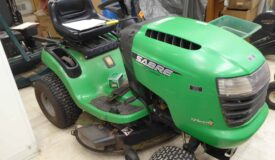 The Outdoor, Garage, Sporting Goods and Household Items Online Only Auction