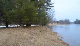Recreational Property Along the Eau Claire River Marathon County