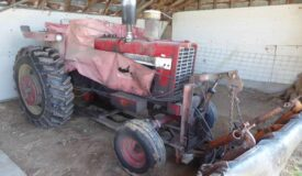 The Tractors, Farm and Outdoor Items Online Only Auction
