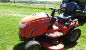 The Mowers, Vehicles, Outdoor & Garage Items Online Only Auction
