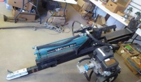 The Log Splitter, Outdoor Equipment and Garage Items Online Only Auction