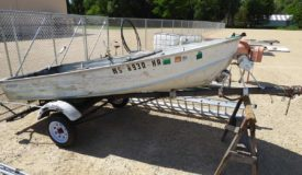 Boating, Canning, Household and Garage items Online Only Auction
