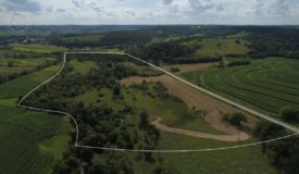 River Bottom Hunting Land for Sale in Sauk County, WI
