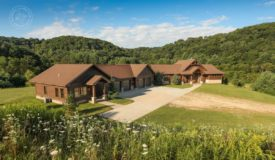 Luxurious Executive Compound for Sale in Southwest Wisconsin