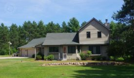 Gorgeous Central Wisconsin Country Home for Sale Portage County WI