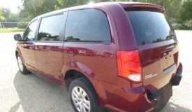 The Accessible Dodge Grand Caravans Online Only Auction