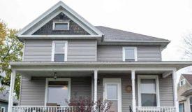 Beautiful historic Victorian home located in Cambria, Wisconsin