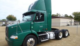 The Volvo Semi Online Only Auction