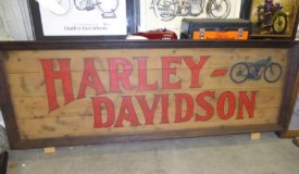 #3 Dennis Worthy Estate Auction: Motorcycle memorabilia and mini bikes Online Only