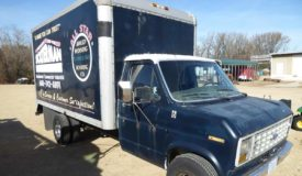 The Cargo Van Online Only Auction