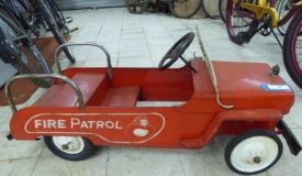 #9 Dennis Worthy Estate: Bikes & Pedal Cars Online Only Auction