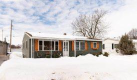 Wonderfully updated 3 bedroom ranch in La Crosse County