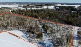 18+/- Acres of Buildable Hunting Land in Portage County