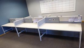 The Desks, Chairs & Office Furniture Online Only Auction