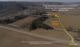 Affordable Property by Knapp Creek Wildlife Area