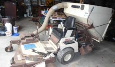 The Mower, Garage Items & Sports Online Only Auction