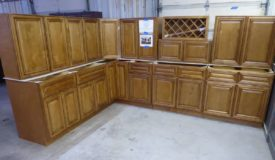 The April Building Materials Online Only Auction