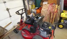 The Snapper Mower, Generator & Vintage Online Only Auction