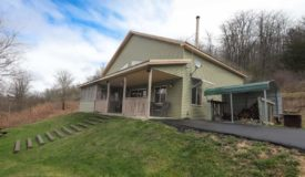 Scenic Deer Hunting Camp in Grant County, WI