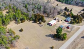 Town of Rome, Adams County Home with Outbuildings for Sale