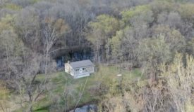 Coumbe Island Blue River, WI Online Only
