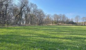 Buildable lot just North of the Wisconsin Dells