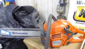 The Tools, Signs & Outdoor Equipment Online Only Auction