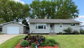 COMFORTABLE RANCH STYLE HOME IN A PRIME LOCATION