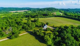 Gated Wisconsin Wooded with Lake Frontage Property