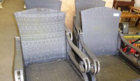 The Chairs, Kitchen Appliances & Kids' Items Online Only Auction