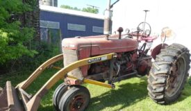 The Tractors, Farm Equipment & Home items Online Only Auction