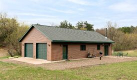 Beautiful Cabin on 70 Acres of Prime Hunting Land in Monroe County