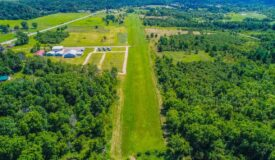 Airport, Campground and Hunting Land for Sale Juneau County WI