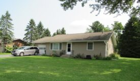 Great home, small town in Chippewa County WI