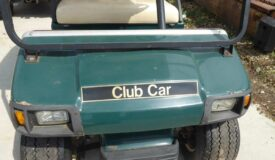 The John Deere, Club Car & Woodworking Online Only Auction