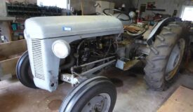 The Tractors, Vehicles, & Equipment Online Only Auction