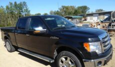 The Truck, Tree Stands, & Patio Furniture Online Only Auction